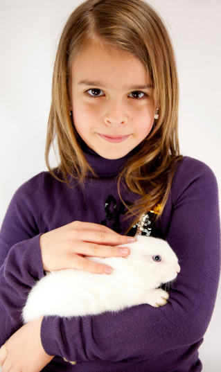 Keeping Your Rabbit Close to Your Heart, How to Hold Your Rabbit